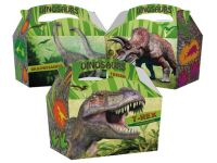 Discover Dinosaur Meal Party Box